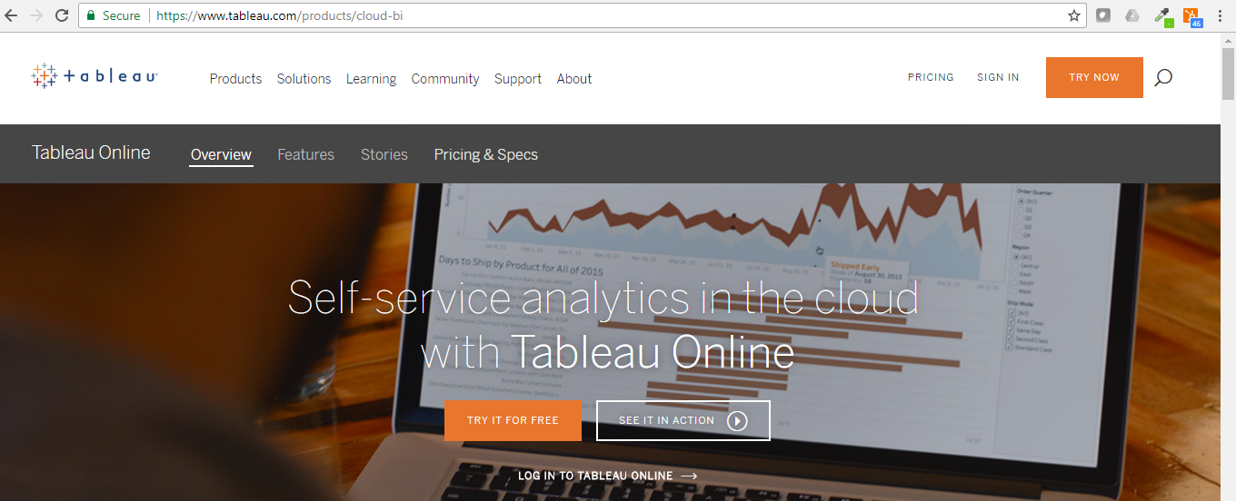 Export your Wattics data to Tableau business intelligence
